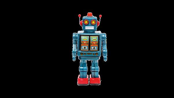 ICAEW Robot