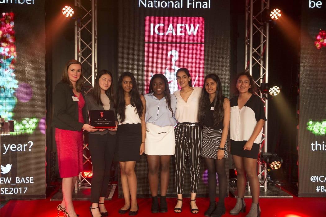BASE 2017 National Champions