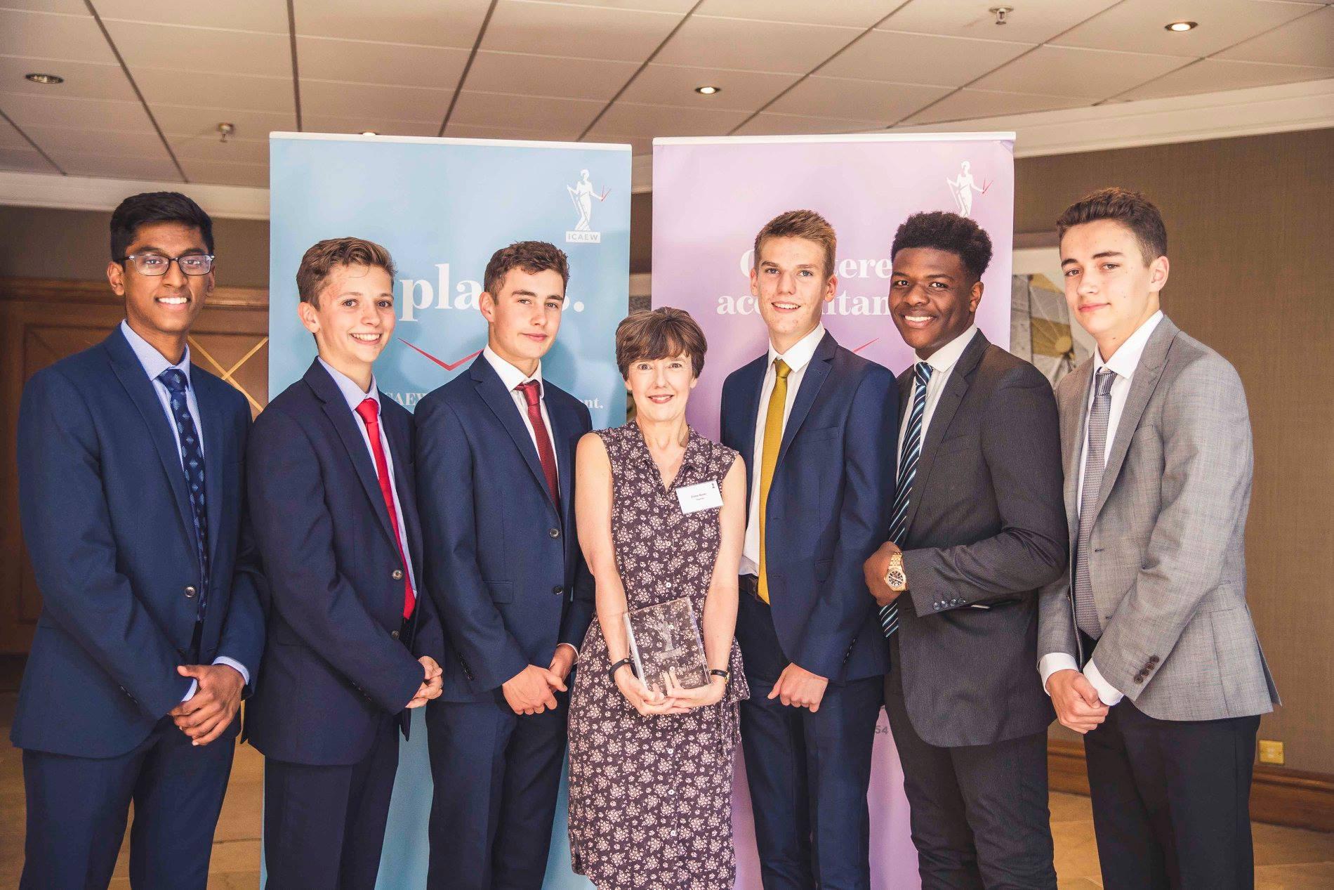 BASE winners 2018, Sir Thomas Rich's School