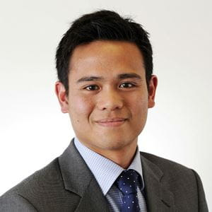 Kenneth Law, Capital Markets Group Manager, PwC