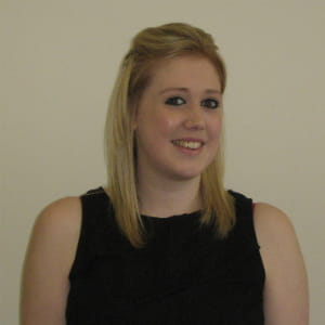 Alexandra Svenson, graduate trainee accountant at Clement Keys LLP