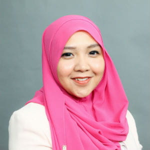 Farah Halijah Halim, Audit Manager, EY