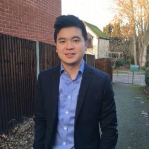 Wesley Goh, Senior Associate, PwC