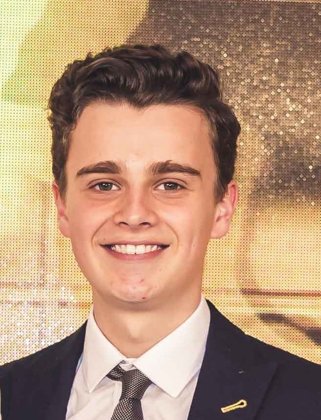Harry Beaven, Student