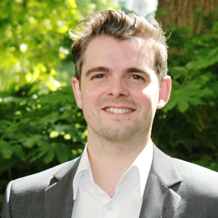 Nicholas Parton, Manager, EY