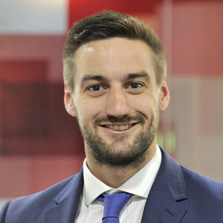 Peter Budden, Tax Associate, PwC
