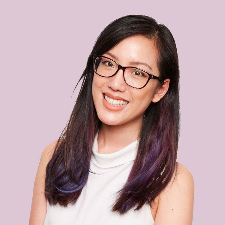 Zoe Wong, head of finance at Depop